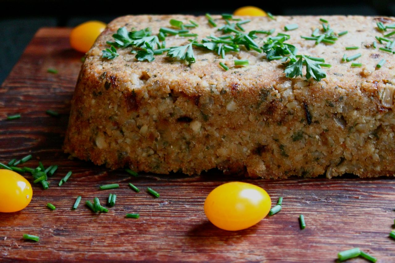 Cashew Rice Loaf | IPOM