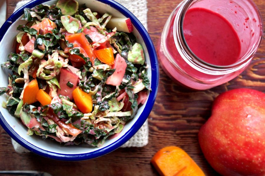 Incredible Cranberry Orange Dressing | IPOM
