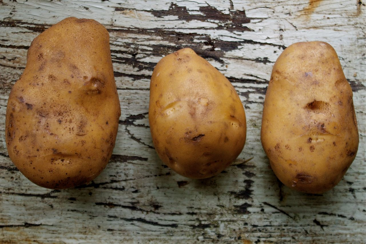 Jamie Oliver's Chuffed & Roasted Potatoes | In Pursuit Of More