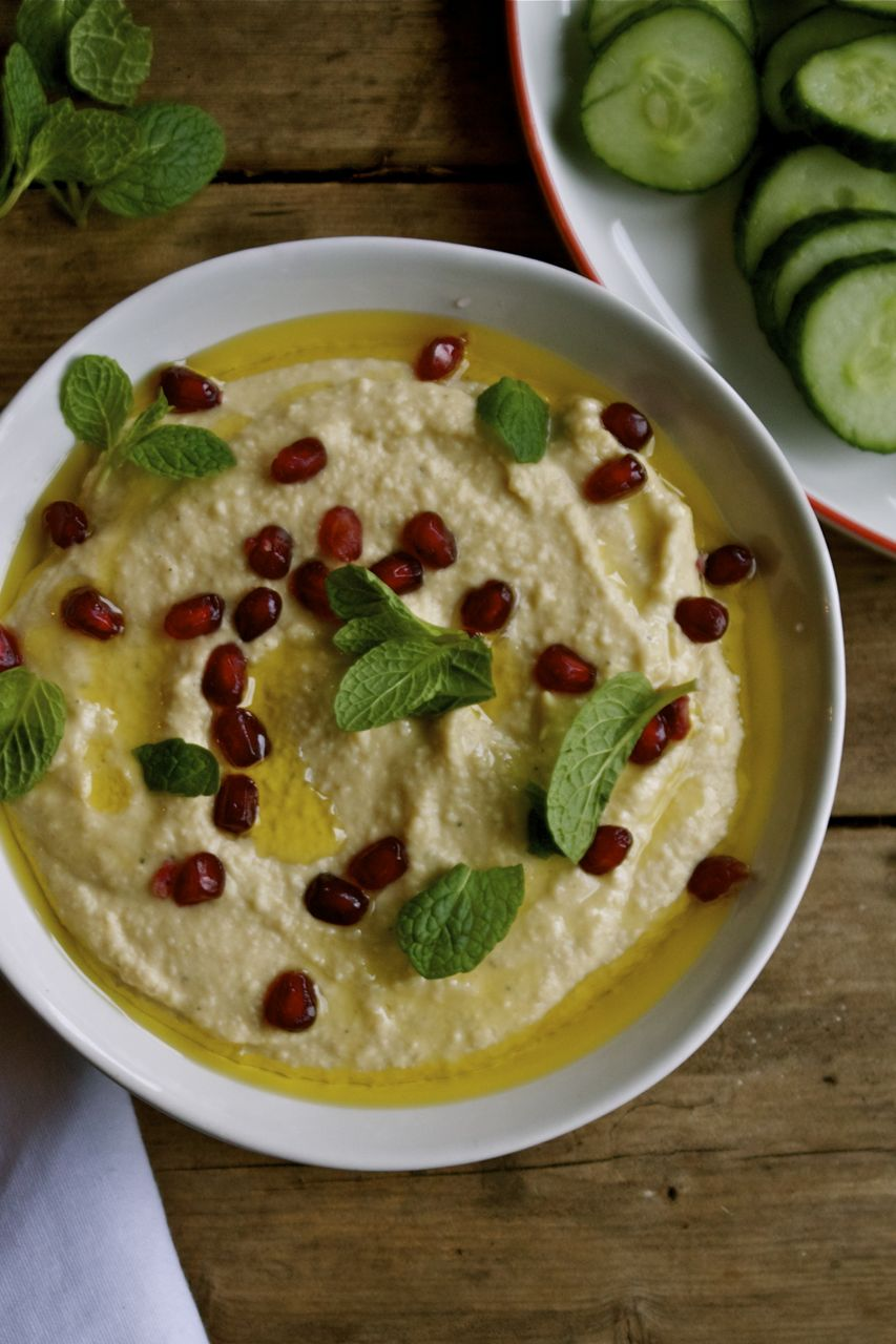 Chickpea Yoghurt Dip | In Pursuit Of More