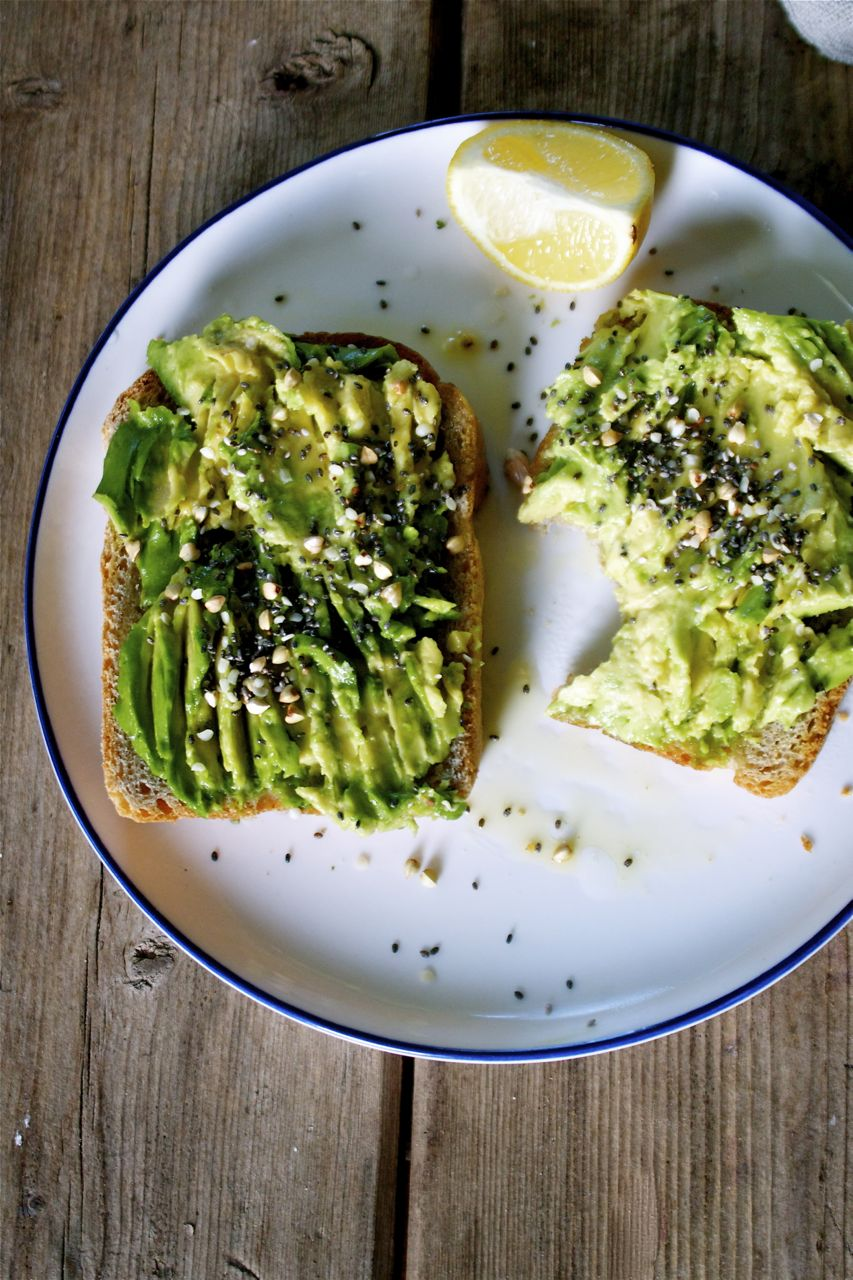 Avocado Toast | In Pursuit of More