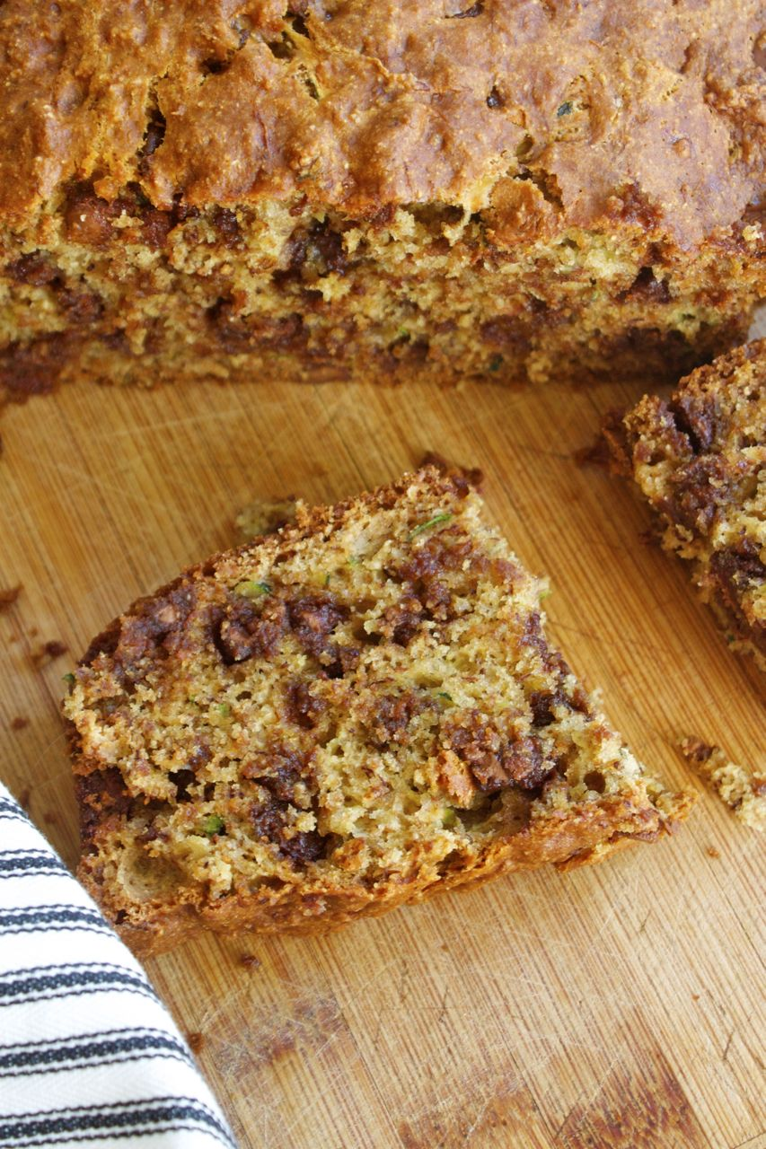 Zucchini Banana Bread | In Pursuit Of More