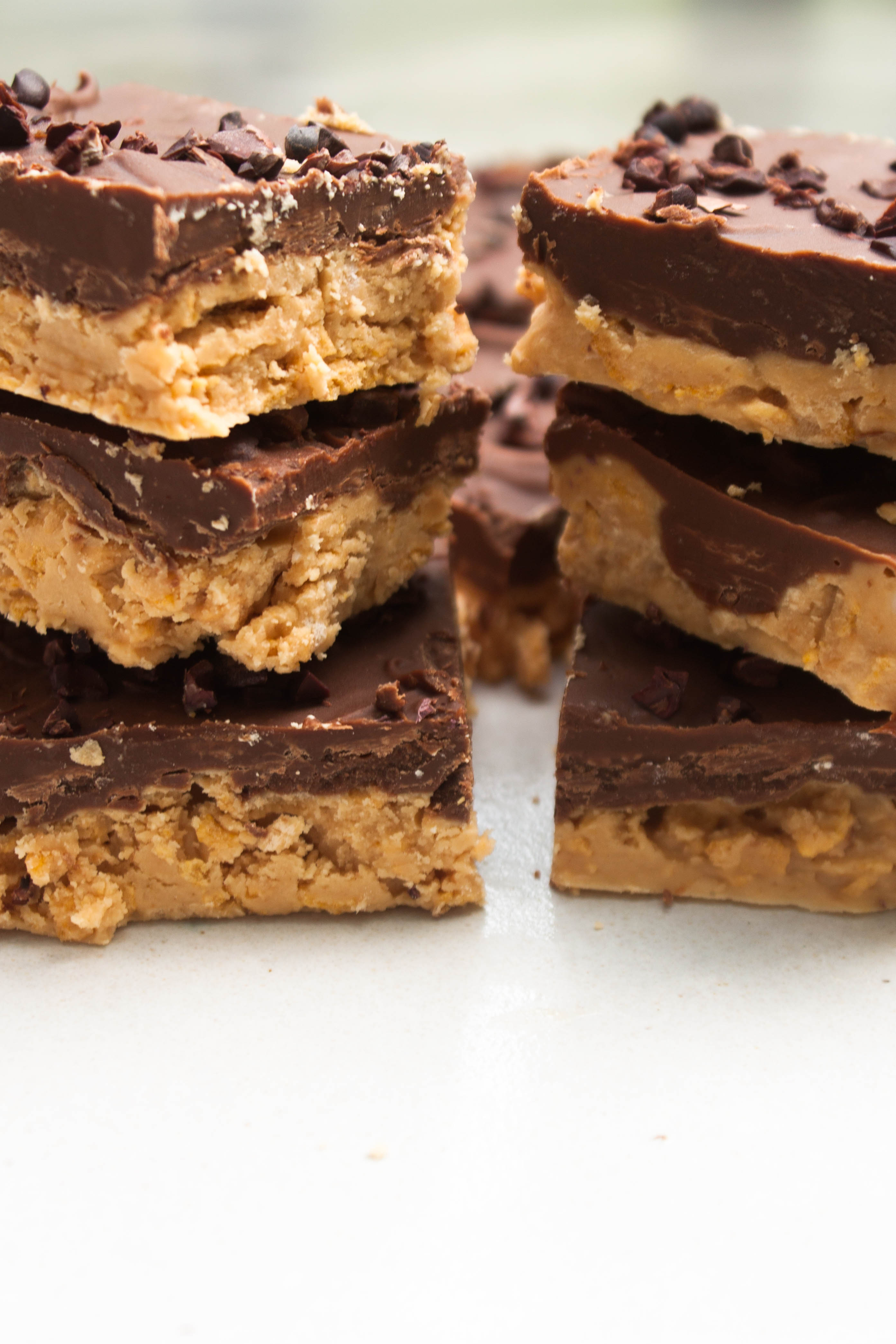 Cara's Outrageous Peanut Butter Bars
